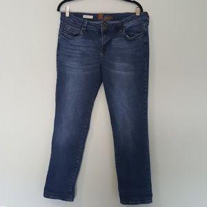 Kut from the Kloth Katy Boyfriend Jeans Size 12
